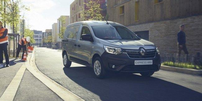 Компанія Renault в Україні починає приймати замовлення на новий Express фургон