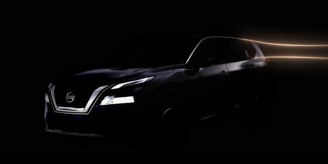 Nissan определился с датой премьеры нового X-Trail
