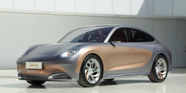 Great Wall готовит бюджетный электромобиль с дизайном Porsche