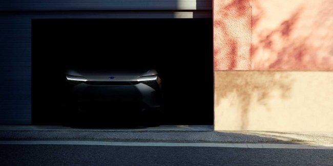 Toyota показала необычный руль своего нового электрокара