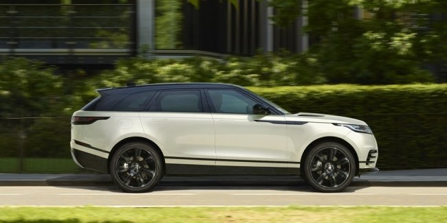 Новый Range Rover испытывают на треке, а не на бездорожье