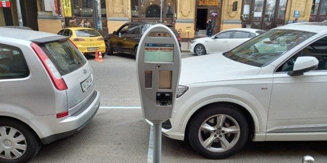 Автоматическая фиксация нарушений парковки. Уже в Киеве!