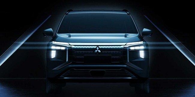 Электрический Mitsubishi - кроссовер Airtrek