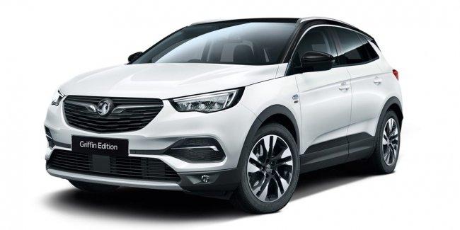 Griffin Edition: Opel представил новую линейку Corsa и Astra