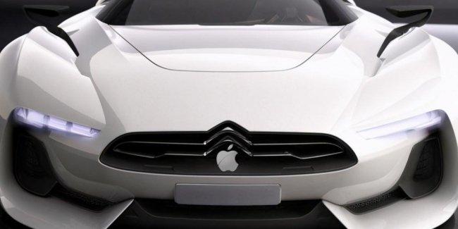 Автомобиль Apple будет менять свои габариты