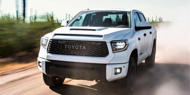 Toyota перейдет на гибридные и полностью электрические пикапы