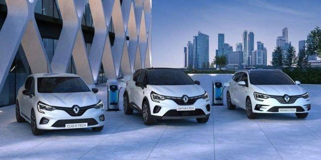 Renault создаёт новый бренд