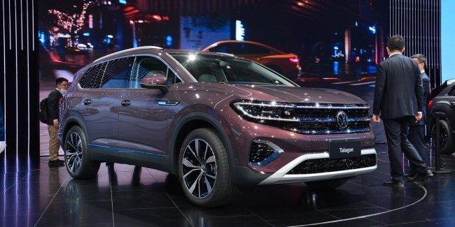 Talagon: идеальный Volkswagen для семьи?