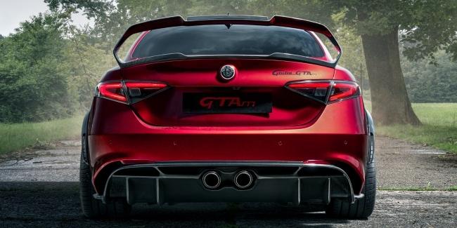 Stellantis «хоронит» Alfa Romeo? Компания лишится заднеприводной платформы Giorgio