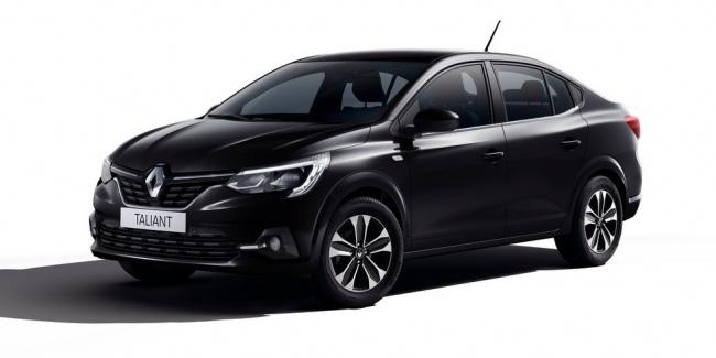 Наш новый Renault Logan: первые фото салона и подробности