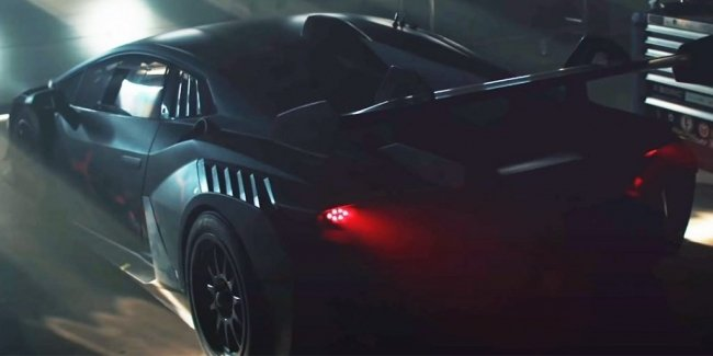 Lamborghini показала новую гоночную модель