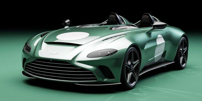 Aston Martin DBR1 или как приумножить миллионы?