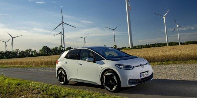 Volkswagen. На пути к климатическому нейтралитету