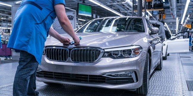 Чипы ударили по BMW
