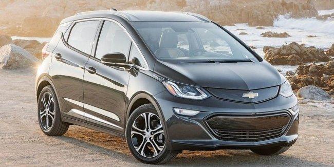 Еще одна «зажигалка»: GM отзывает Chevrolet Bolt