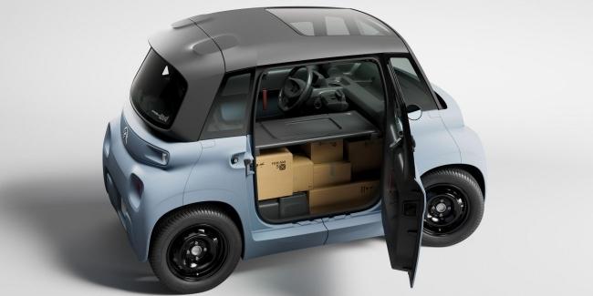 Citroen представил грузовой электромобиль «для детей»