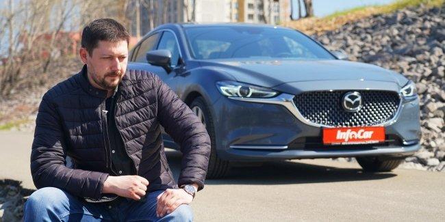 Mazda6 Turbo: забудьте про Camry 3.5!