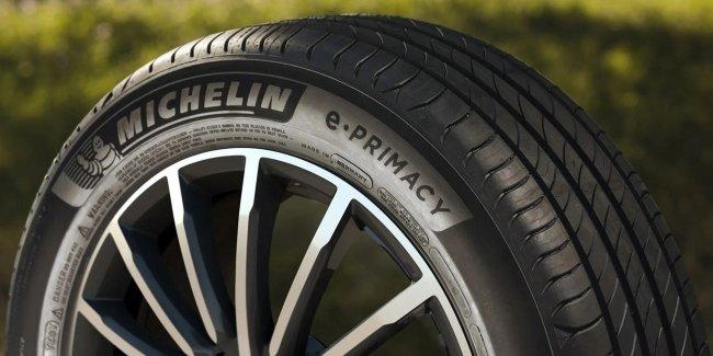 Michelin готовит шины из бутылок