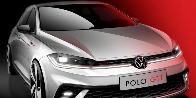 VW показал обновленный Polo GTI