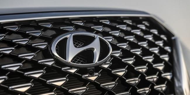 Первые фото обновленного Hyundai Palisade