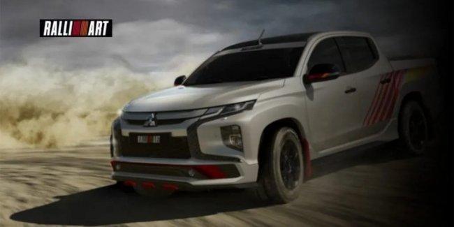 Mitsubishi планирует возродить спортивное подразделение Ralliart