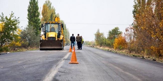 Часть автодороги Н-14 в Николаевской области построят по экспериментальной технологии