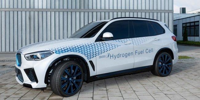 BMW выпустит водородный X5