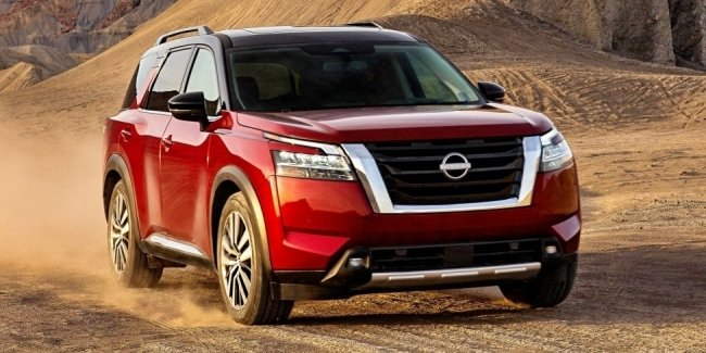 Новый Nissan Pathfinder встал на конвейер