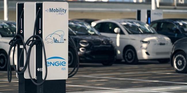 Stellantis создаст подразделение по электрификации авто