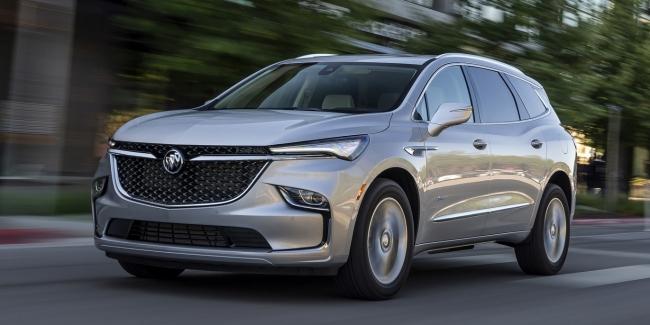 Buick представил обновленный Enclave