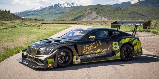 Представлен самый экстремальный Bentley Continental GT