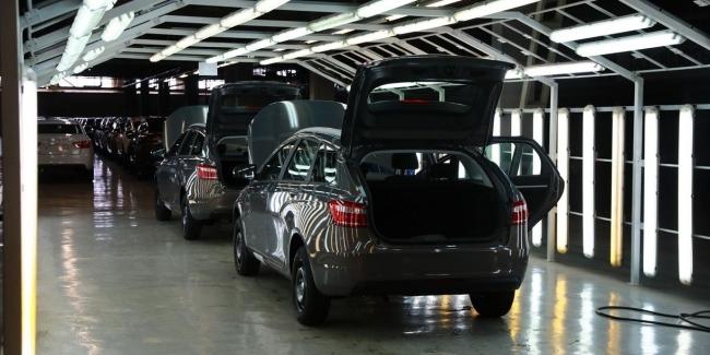В Украине значительно увеличился объем автопроизводства