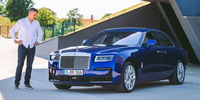 Новый Rolls-Royce Ghost: мечтайте о скромном