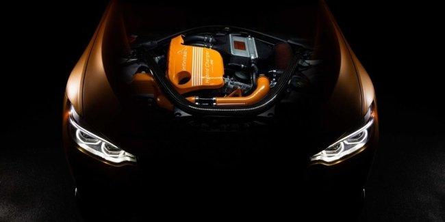 Гибридный наддув прокачал двигатели BMW M2, M3 и M4 до 1000 сил