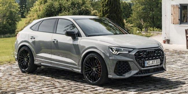 ABT предлагает сделать ваш Audi RS Q3 еще лучше