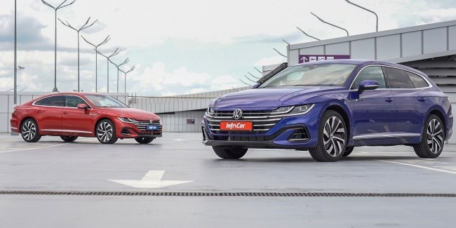 Инфокар-Бонус: Скидка на новый VW Arteon!