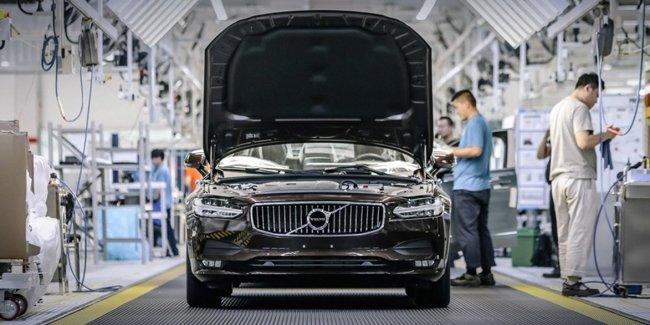 Volvo больше не Китай? Компания выкупит права у Geely