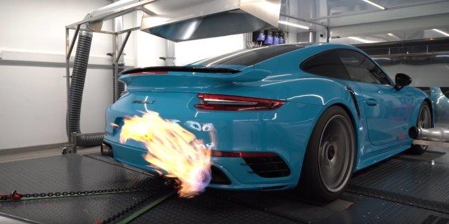 Как запихать Bugatti Veyron SS в тело Porsche 911?
