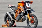 Мотоцикл KTM 1290 Super Enduro для Erzbergrodeo 2016