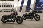 Новые мотоциклы Harley-Davidson Iron 1200 2018 и Harley-Davidson Forty-Eight Special 2018