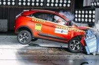 Бюджетный кроссовер Tata проверили краш-тестом Global NCAP