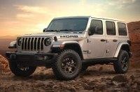 Новый Jeep Wrangler обзавелся версией Moab