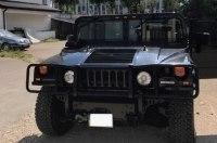 В Украине продают культовый Hummer Alpha, как у Шварценеггера