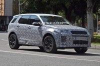 Модель Land Rover Discovery Sport обновится в следующем году