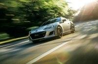 Subaru улучшила спорткупе BRZ