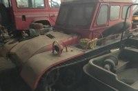 Раритетные Land Rover нашли на шотландском складе