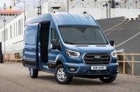Ford Transit 2019: новый дизель и полностью перекроенный салон