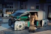 В автономной системе Renault EZ-PRO нашлось место человеку