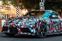 Toyota рассматривала создание Supra со среднемоторной компоновкой