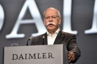 До свиданья, доктор Z! Дитер Цетше оставит пост главы концерна Daimler